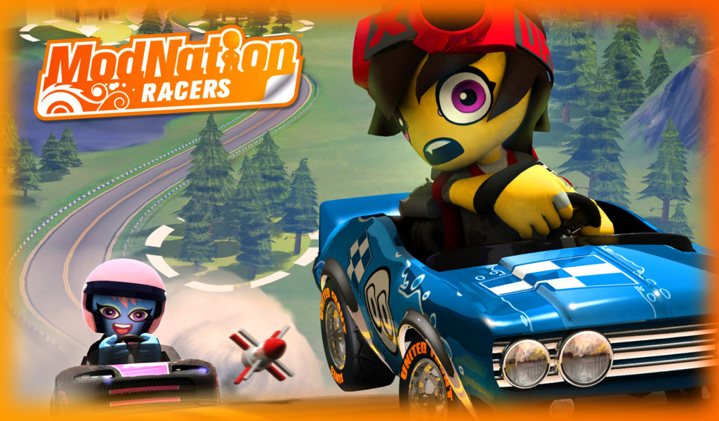 ModNation Racers Enhanced Image by The Gaming Worker