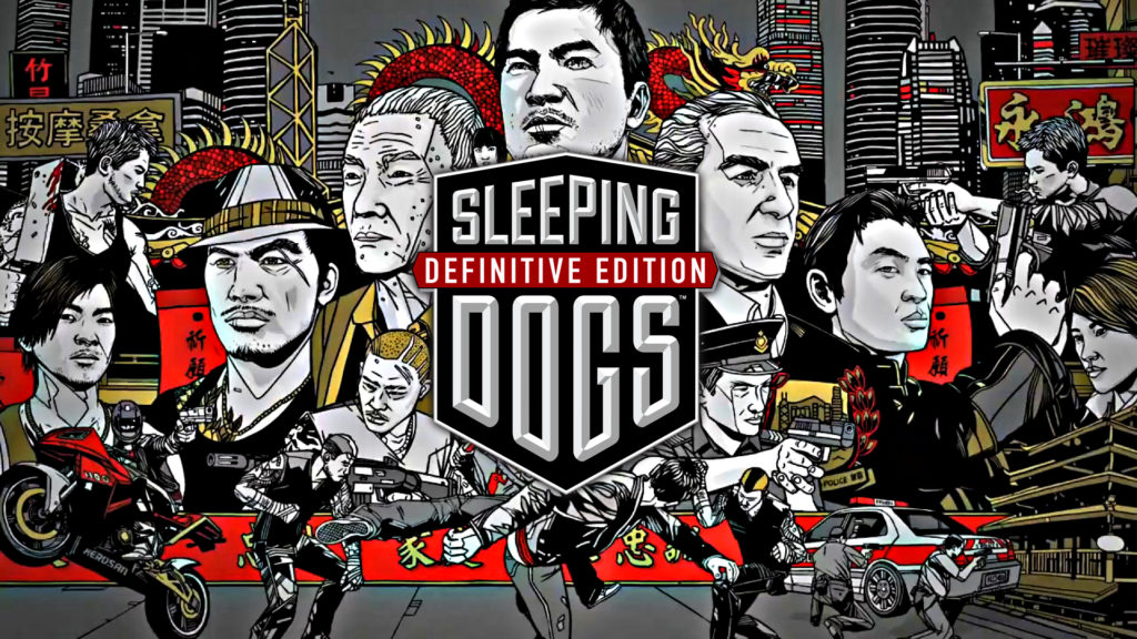 Sleeping Dogs: Definitive Edition Altered Image by The Gaming Worker